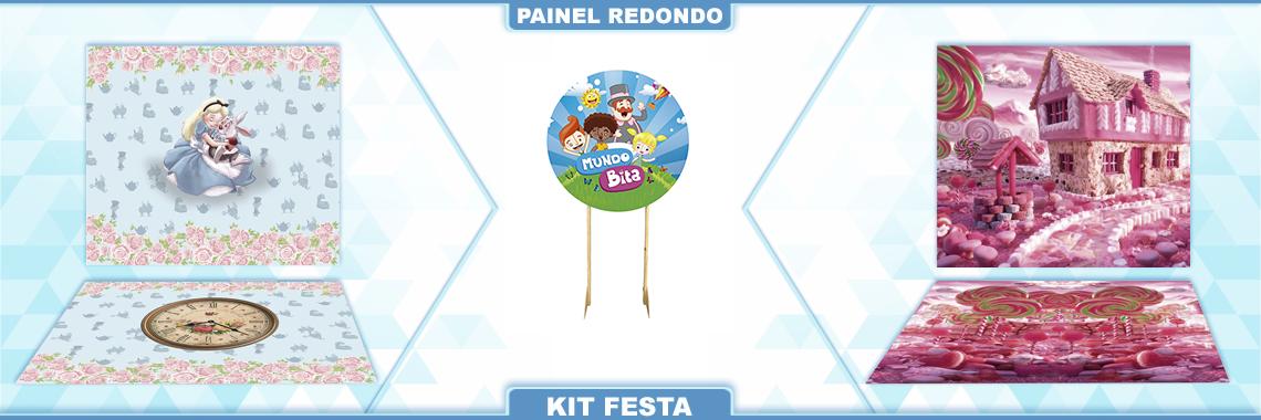 Banner Kit Festa