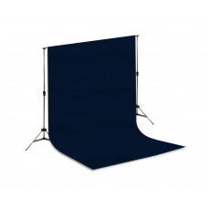 Fundo Infinito Azul Marinho 1,5l X2,20c C/suporte 1,8a X1,5 L