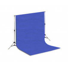 Fundo Infinito Azul Royal 1,5l X2,20c C/suporte 1,8a X1,5 L