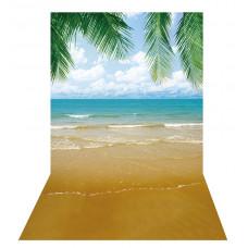 Fundo Fotográfico Cenário Praia 1,4x2,2m