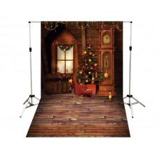 Suporte para Fundo Fotográfico Árvore de Natal 1,4m x 2,2m