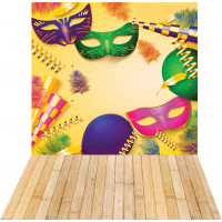 Fundo Fotográfico Ensaio Carnaval - 1,4x2,2m