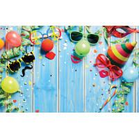 Fundo Fotográfico Ensaio Carnaval - 2,2x1,4m