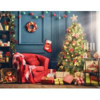Painel De Parede Cenário De Natal 2,00m x 1,40m