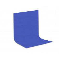 Fundo Infinito Azul Royal Tecido Oxford 1,5m Larg X 2,20 Alt