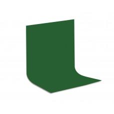 Fundo Infinito Verde Escuro Tecido Oxford 1,5m Larg X 2,20 Alt