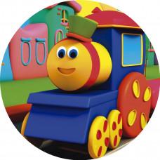 Capa Bob O Trem de 1,00m