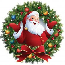 Capa Papai Noel de 1,00m