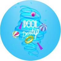 Capa Pool Party de 1,30m