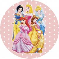 Capa Princesas Disney de 1,30m