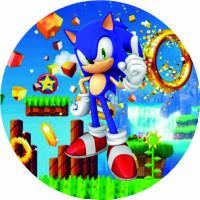 Capa Sonic de 1,30m