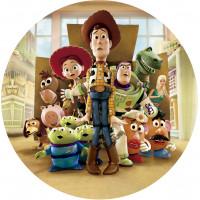 Capa Toy Story de 1,30m