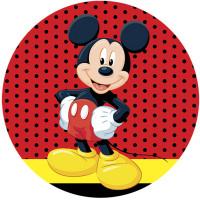 Capa Mickey de 1,30m