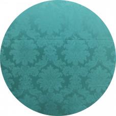 Capa Tecido Jacquard Azul Tiffany de 1,00m