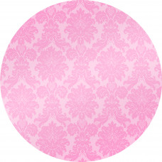 Capa Tecido Jacquard Rosa Pink de 1,00m