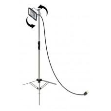 Tripé Reclinável C/ Holofote 50w Refletor Iluminação Led Pro